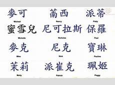 Japanese Kanji Names Tattoo Samples