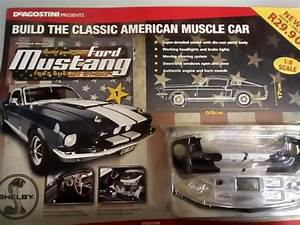 Build your own Ford Mustang 1967 Shelby GT - 500 (1:8 scale | Kempton Park Other | Public Ads