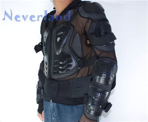 Motorcycle Motocross Full Body Armor Guard Chest Shoulder