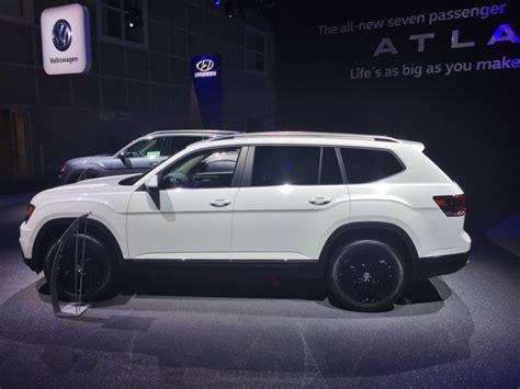 atlas volkswagen white la auto show cook vw