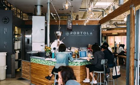 Nestled away in orange county, a third wave coffee shop combines science and art to fuel their passion to create the perfect coffee. Portola Coffee Lab in Los Angeles, CA