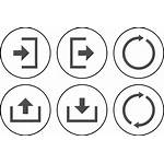 Icon Clipart Actions Icons Check Vector Flat