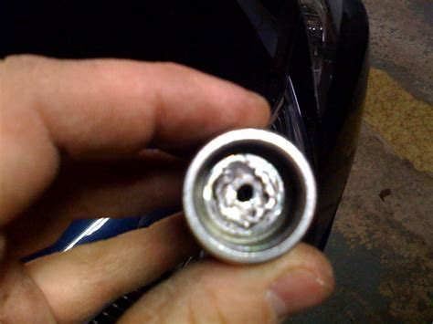 broken lug nut key  nut lexus  forum