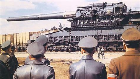 Schwerer Gustav & Dora Railway Guns - InSCALE