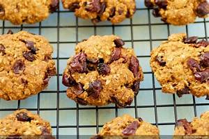 Oatmeal And Dried Cranberry Cookies Recipe