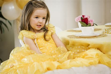 Presley's Princess Party with Belle | Private Home, Alpine ...