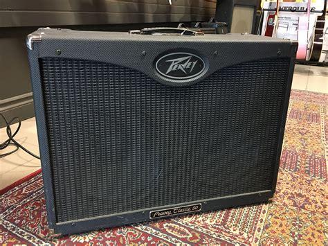 Peavey Classic 50 212 50-Watt 2x12 Guitar Combo   Reverb