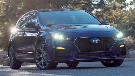 Price details, trims, and specs overview, interior features, exterior design, mpg and mileage capacity, dimensions. 2019 Hyundai Elantra GT N Line   Exterior, Interior - YouTube