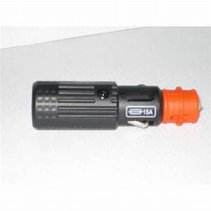 Cigarette Merit Plug With Led 12v Accessory