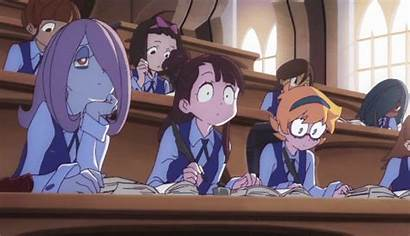 Witch Academia Anime Tv Series Netflix Akko