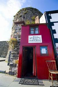 Inside Britain39s Smallest House Which Is Still