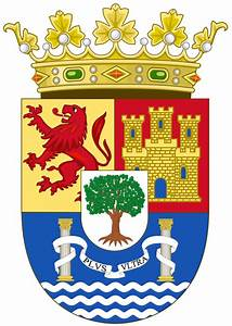 File Coat Of Arms Of Extremadura Svg