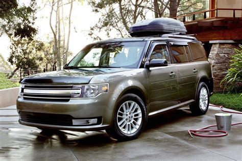 ford flex review trims specs  price carbuzz
