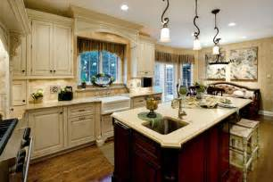 interior decorating ideas kitchen traditional kitchen design ideas