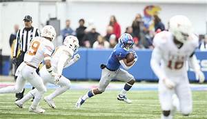 KU football player Pooka Williams charged with domestic ...