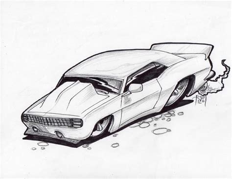 black and white car drawings 1 hd wallpaper