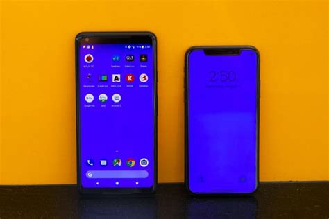 iphone x vs pixel 2 xl which flagship phone is the best cnet