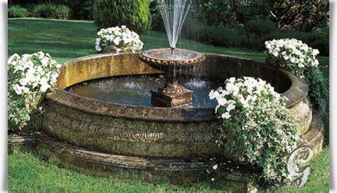 Steinbrunnen Für Garten by Garten Brunnen Einfassung Sandstein Gro 223 Gartentraum De