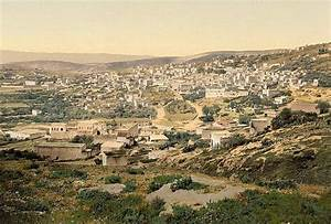 Nazareth Holy Land Jesus Christ Hometown