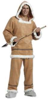 eskimo kost 252 m f 252 r herren kaufen buttinette karneval shop