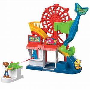 Toy Story Carnival Playset