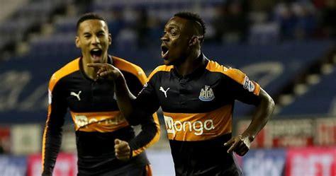 In-form Newcastle winger Christian Atsu hails team mates ...