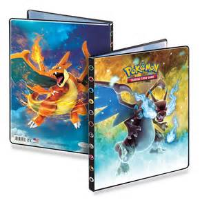 mega charizard folder revealed