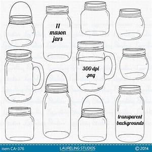 mason jar clip art for wedding invitations cards With mason jar clip art for wedding invitations