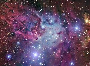 If you could walk through a nebula, what would it feel like?