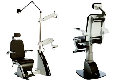 1800 cb combo chair and stand unit chicago ophthalmic