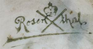Rosenthal Porzellan Altersbestimmung : rosenthal unternehmen wikipedia ~ Frokenaadalensverden.com Haus und Dekorationen
