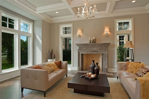 Decoration Family Room Design Ideas With Fireplace Living