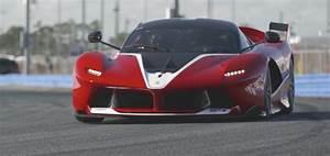Chris Harris Gets Behind The Wheel Of The Ferrari FXX K
