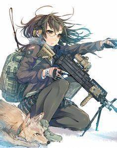28 best images about military anime characters on Pinterest