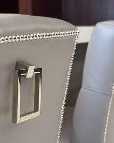 chairs with ring backs ring pull studded dining