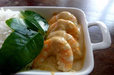 tendresse en cuisine crevettes aux feuilles de citronnier la tendresse en cuisine