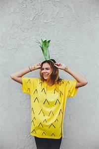 Ananas Kostüm Selber Machen : be a pineapple halloween costume diy verkleidungen in 2019 pinterest kost m ananas ~ Frokenaadalensverden.com Haus und Dekorationen