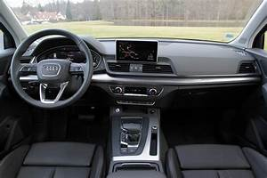 Audi Q5 Interieur : essai vid o audi q5 2017 le changement dans la continuit ~ Voncanada.com Idées de Décoration