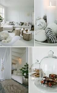 Weihnachtliche Deko Ideen : weihnachtsdeko nach skandinavischer art ~ Whattoseeinmadrid.com Haus und Dekorationen