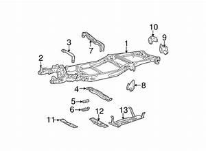 2004 F150 Body Parts Diagram : frame components for 2001 ford f 150 ~ A.2002-acura-tl-radio.info Haus und Dekorationen