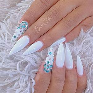 Best 20+ Pointy nails ideas on Pinterest