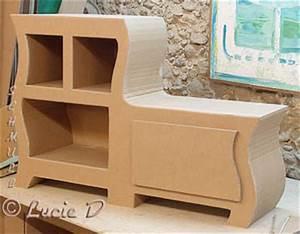 Meuble Tv Arrondi : meuble video fabriqu sur mesure ~ Teatrodelosmanantiales.com Idées de Décoration