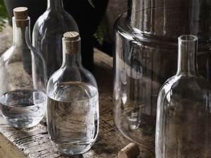 Bouteille En Verre Ikea : l objet d co du jour la bouteille en verre ikea elle d coration ~ Teatrodelosmanantiales.com Idées de Décoration