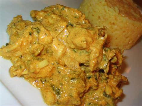 recette cuisine indienne blanc de poulet à l 39 indienne la cuisine de