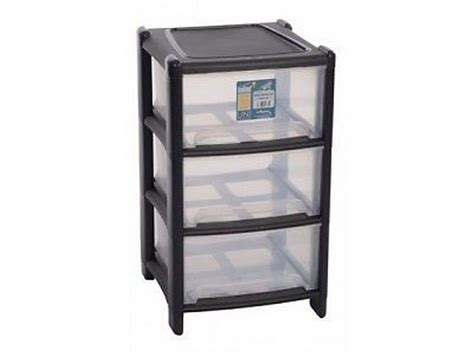 Plastic Cupboard For by New Plastic 3 Drawer Storage Unit Cabinet Paper