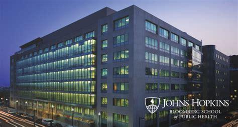 johns hopkins bloomberg school  public health