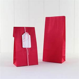 Paper Party Bag ~ Pink Hot Pink Gift Bags NZ Miss Mouse