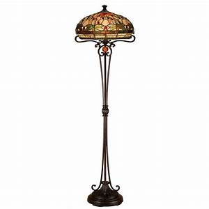 dale tiffany lamps goinglighting With dale tiffany fall river 3 light floor lamp