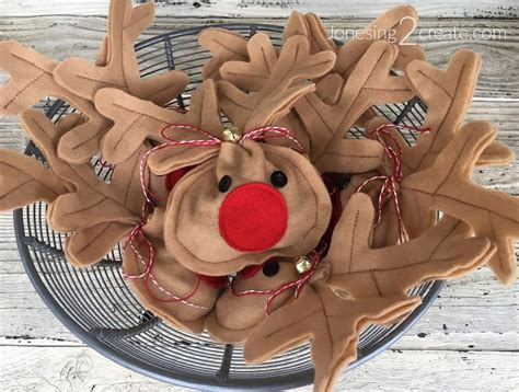 Rudolph Red-Nosed Reindeer Clip Art