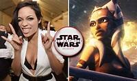 Star Wars news: Rosario Dawson to play Ahsoka Tano ...